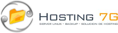 Logo Hosting 7G